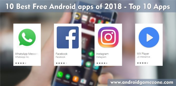 Top 10 Android Apps of 2018 | Top Android Apps | Android