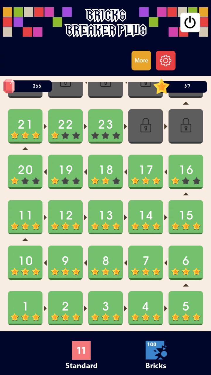 BricksBreakerPlus_Screenshot_3