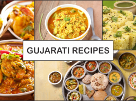 Gujarati Recipe - An Unlimited Recipe Reference for Delicious Gujarati Food.