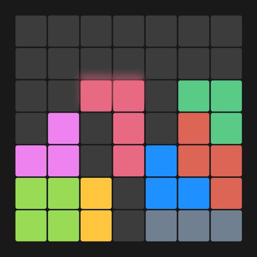 Line Tiles - Color Block - Most Addictive Tetris Game Ever