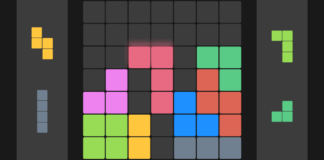 Line Tiles - Color Block - Most Addictive Tetris Game Ever