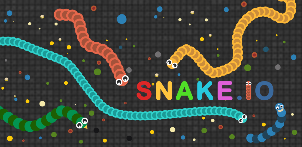 Snake.IO - Most Addictive Snake Battle Game - Start The Snake War Now
