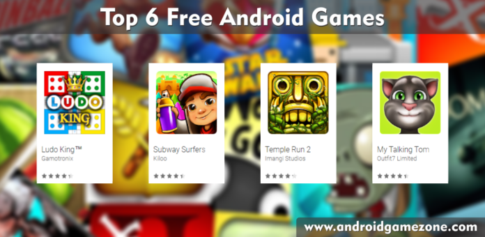 Top 6 Best Android Games Available On Google Play Store