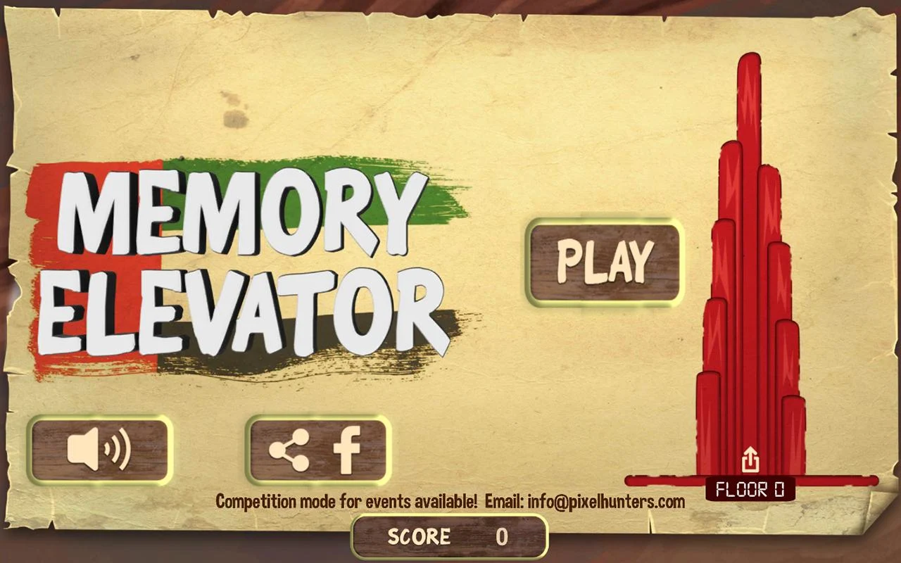 Memory Elevator - Sharpen Your Memory | Android Game Zone