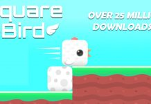 Play Square Bird Game Online