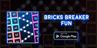 Bricks Breaker Fun Game