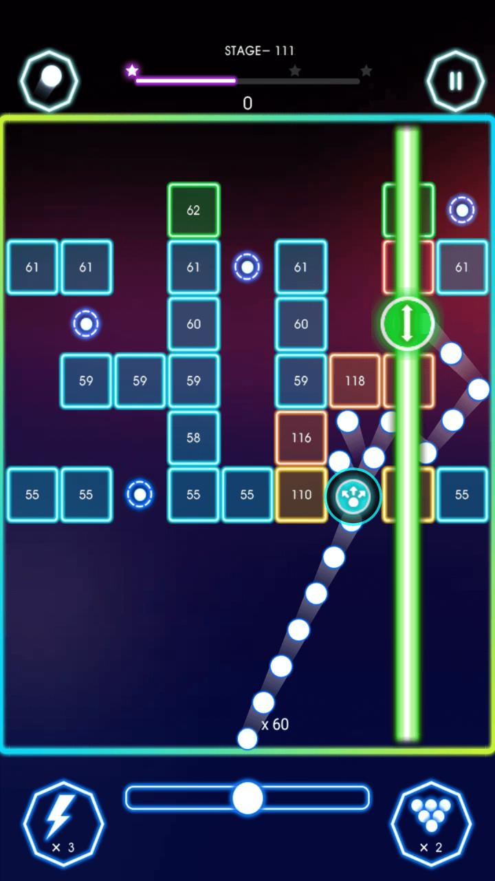 Bricks Breaker Fun Game ScreenShot 6